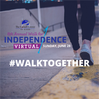 Carroll Center for the Blind announces Virtual Walk for INDEPENDENCE
