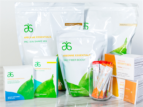 Arbonne Essentials Nutrition Value Package #1429