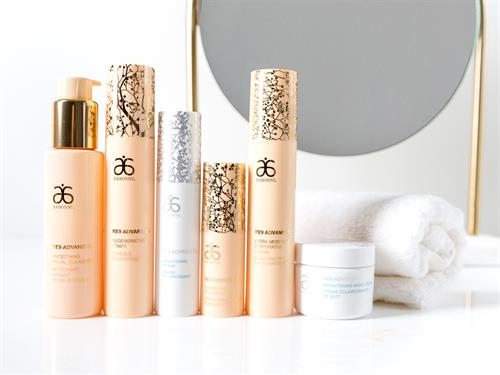 RE9 Advanced Collections - see sets at 40% off for Preferred Clients. Custom to your skincare needs.