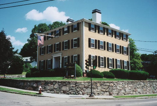 2345 Washington Street, Newton Lower Falls