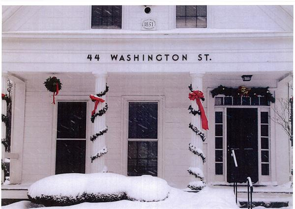 44 Washington Street, Wellesley