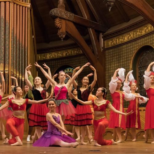 Boston Ballet School - Newton