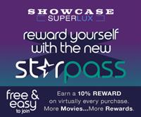 Showcase SuperLux now offers Starpass Loyalty Program - members earn 10% on virtually all purchases!