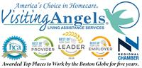 Visiting Angels Newton/Cantonr receives Home Care Re-Accreditation