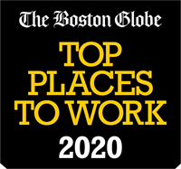 The Boston Globe names Visiting Angels Newton/Canton one of the 2020 Top Places to Work