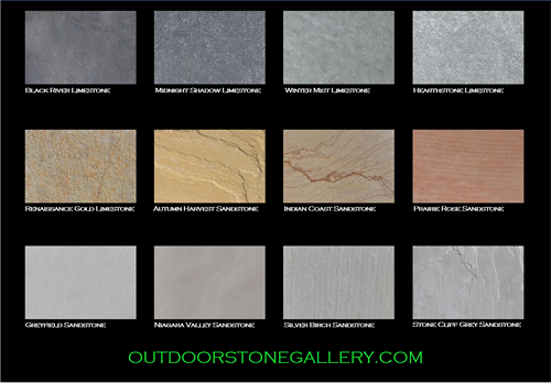 Unilock's New Natural Stone with Lifetime Guarantee.