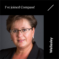 Vicky Seriy joins Compass in Wellesley