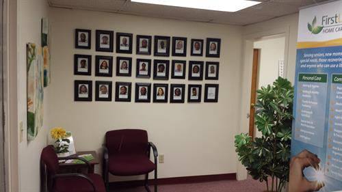 FirstLight HomeCare of West Suburban Boston Offices in Needham, MA (Interior)