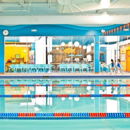 Goldfish Swim School Pool