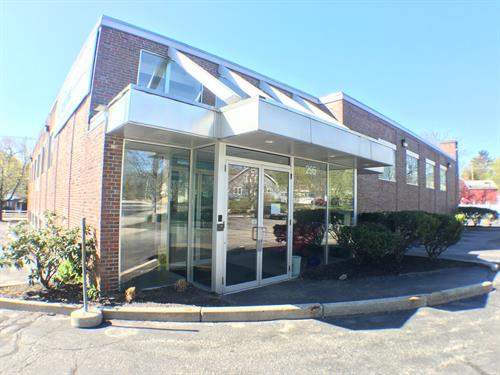 Offices for Technical Aid Corporation, Waltham MA