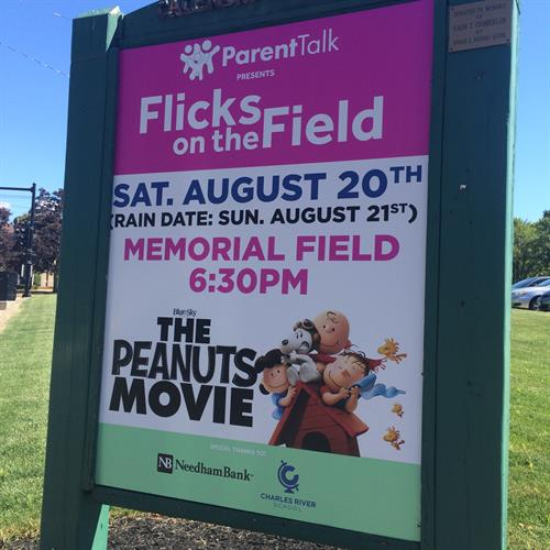 We host Flicks on the Field annually, as well as, several Fairs and fun events.