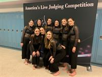LINX Dance Studio earns Diva Dance's overall highest scoring routine of the competition