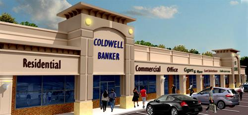 Conceptual Design for Retail Center