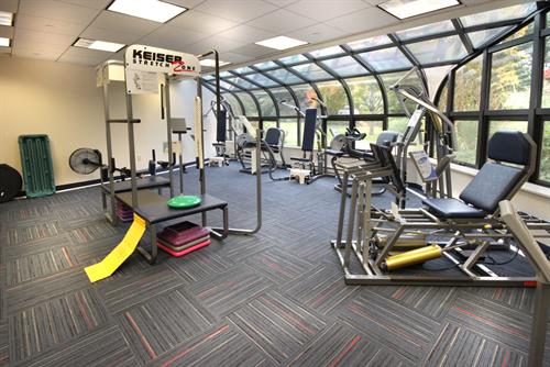 Great Fitness space