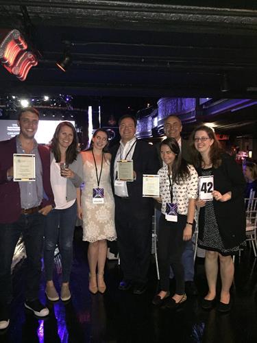 Traktek Partners Awarded for Best Travel, Entertainment & Leisure Marketing at the 2017 MITX Awards