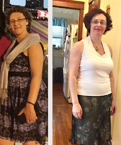 30 days to healthy leaving program, Clean eating. I lost 15 pounds in 2 month