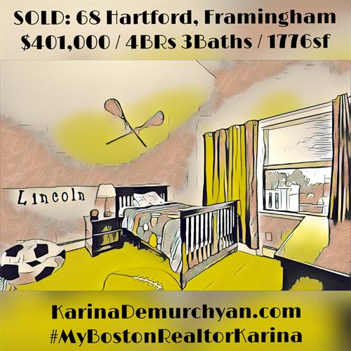 #Sold #Framingham #MyBostonRealtorKarina