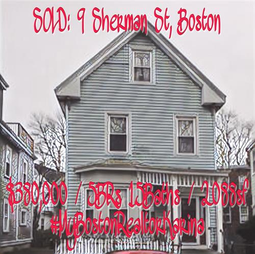 #Sold #Boston #MyBostonRealtorKarina