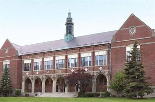 575 Washington Street is home to Dearborn Academy an Dearborn STEP