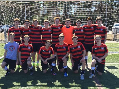JSSA Premier Soccer Club (high school boys team)