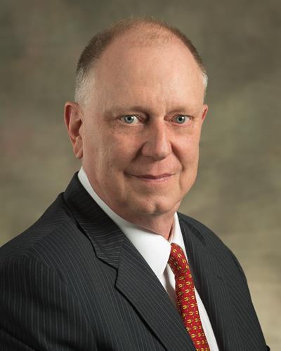 Stewart Woodward Portrait