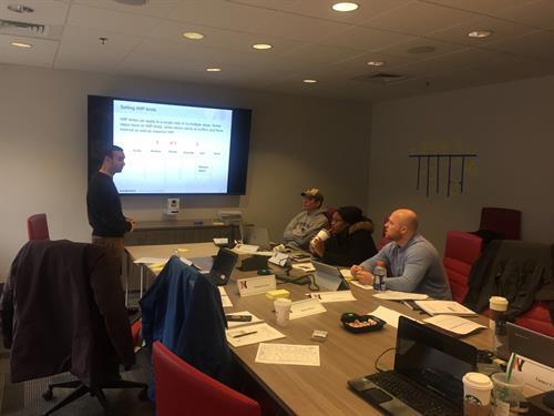 SAFe for Teams Workshop for Veterans at Northeastern University