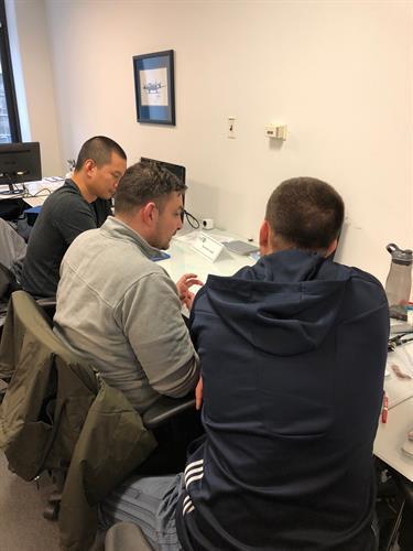 SAFe for Teams Workshop for Veterans at Code Platoon (Chicago)