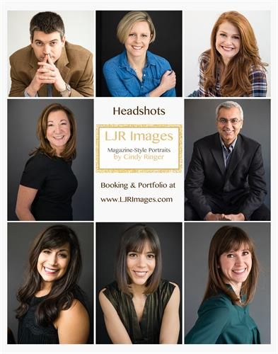 Headshots by Cindy Ringer of LJR Images