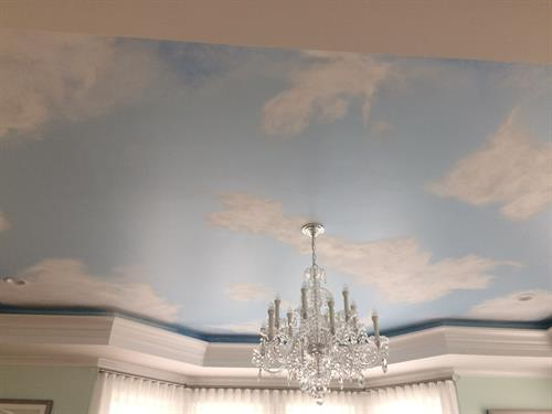 Cloud Ceiling