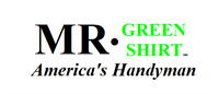 MR. GREEN SHIRT - America's Handyman