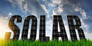 Solar is the waive of the future, don't miss out, ask for details