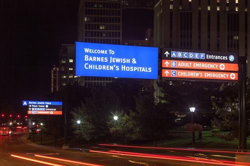 Barnes Jewish Hospital 2