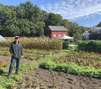 Paul Holt named as new President of Newton Community Farm Board of Directors
