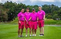 Ellie Fund Golf Tournament: Real Golfers Wear Pink