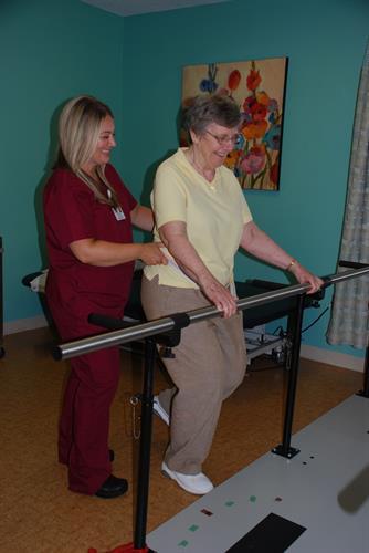 Elizabeth Seton Residence Short-term Rehabilitation