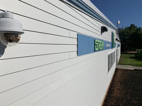 Commercial Building Surveillance