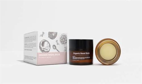 USDA Organic Nasal Balm