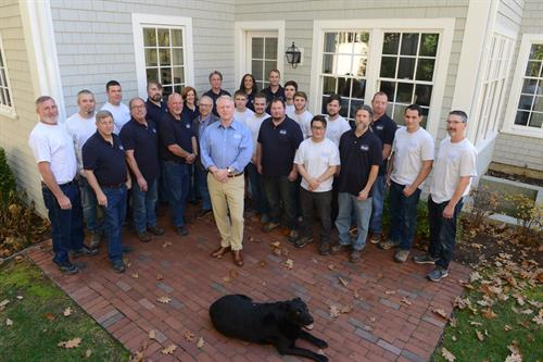 Fallon Custom Homes and Fallon Fine Cabinetry Employees
