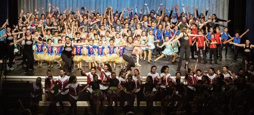 Annual recital bows
