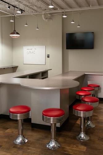 Diner Area 1