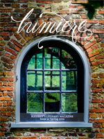 MassBay's literary magazine lumière places 3rd in national competition