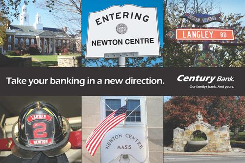 Century Bank comes to Newton Centre in 2011