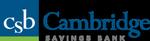 Cambridge Savings Bank