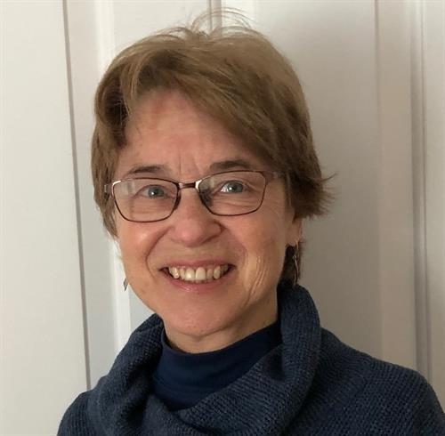 Marcia Cooper, President of Green Newton