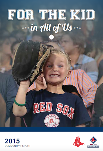Red Sox Foundation Annual Community Report