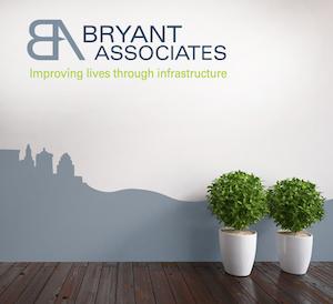 Bryant Associates branding