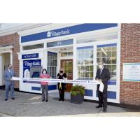 The Village Bank celebrates grand opening of newly renovated branch in Waban