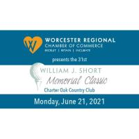 31st William J. Short Memorial Classic at Charter Oak Country Club - June 21, 2021