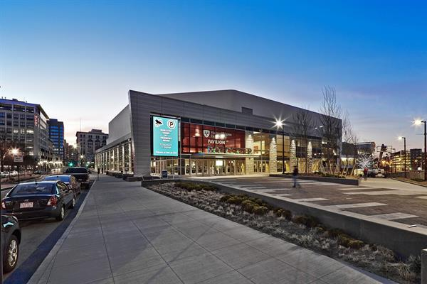 DCU Center/SMG - Arena and Convention Center