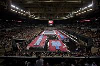 2010 Tyson American Cup, Arena